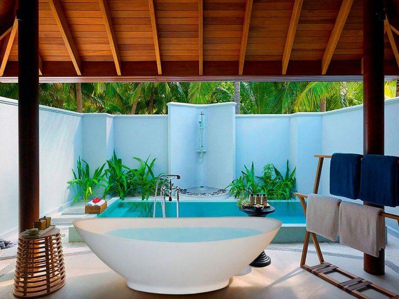 vasca da bagno per un completo relax